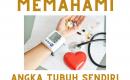 Hari Hipertensi Sedunia — Belajar Memahami Angka Tubuh Sendiri.