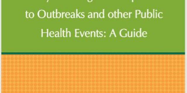 Kewaspadaan Dini dan Respon Cepat untuk KLB dan Kejadian Kesehatan Masyarakat Lainnya